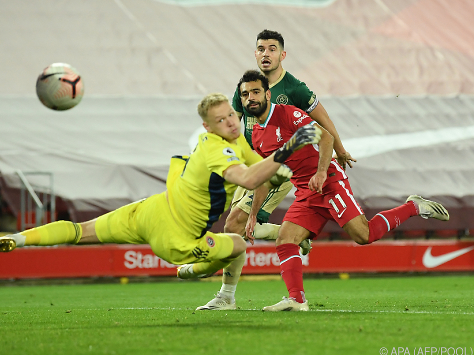 Liverpool feierte einen 2:1-Heimerfolg