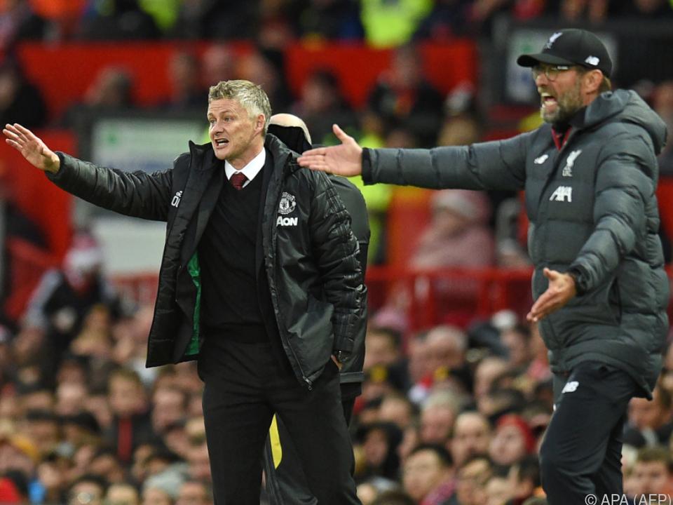 Manchester United und Liverpool treiben die Idee voran