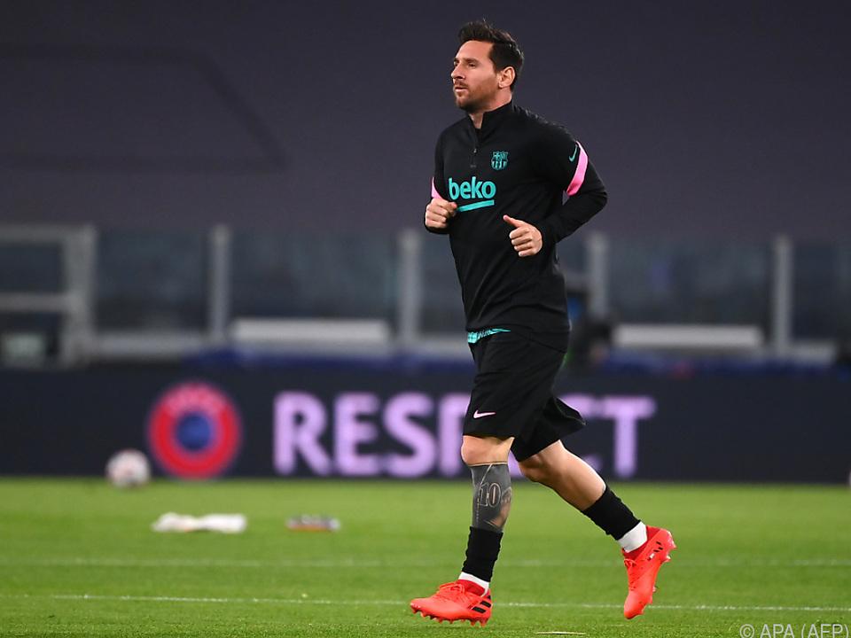 Messi steht eigentlich eine hohe Bonuszahlung zu
