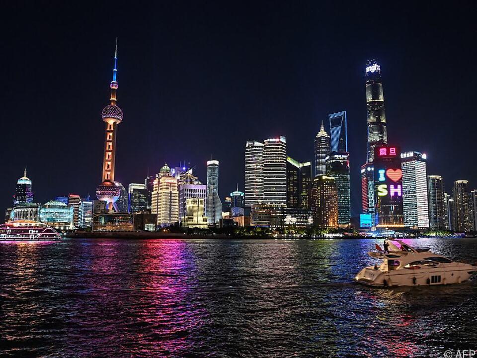 Metropole Shanghai: China will Inlandsnachfrage steigern