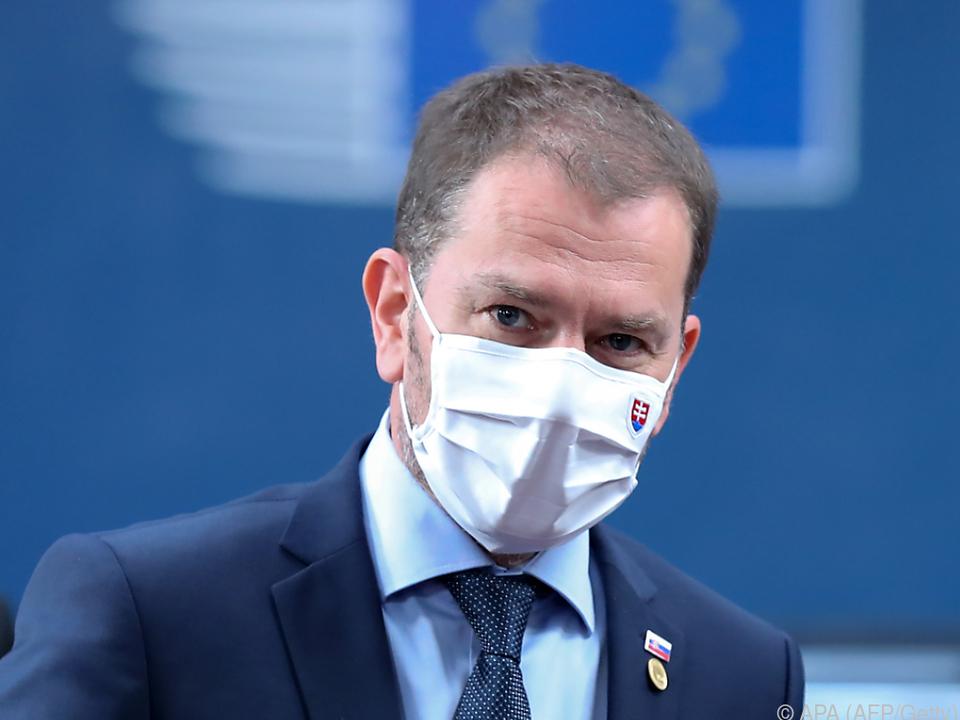 Ministerpräsident Igor Matovic hat die Tests initiiert