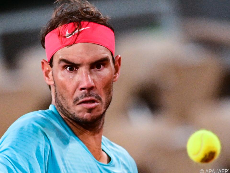 Nadal trifft auf Thiem-Bezwinger Diego Schwartzman