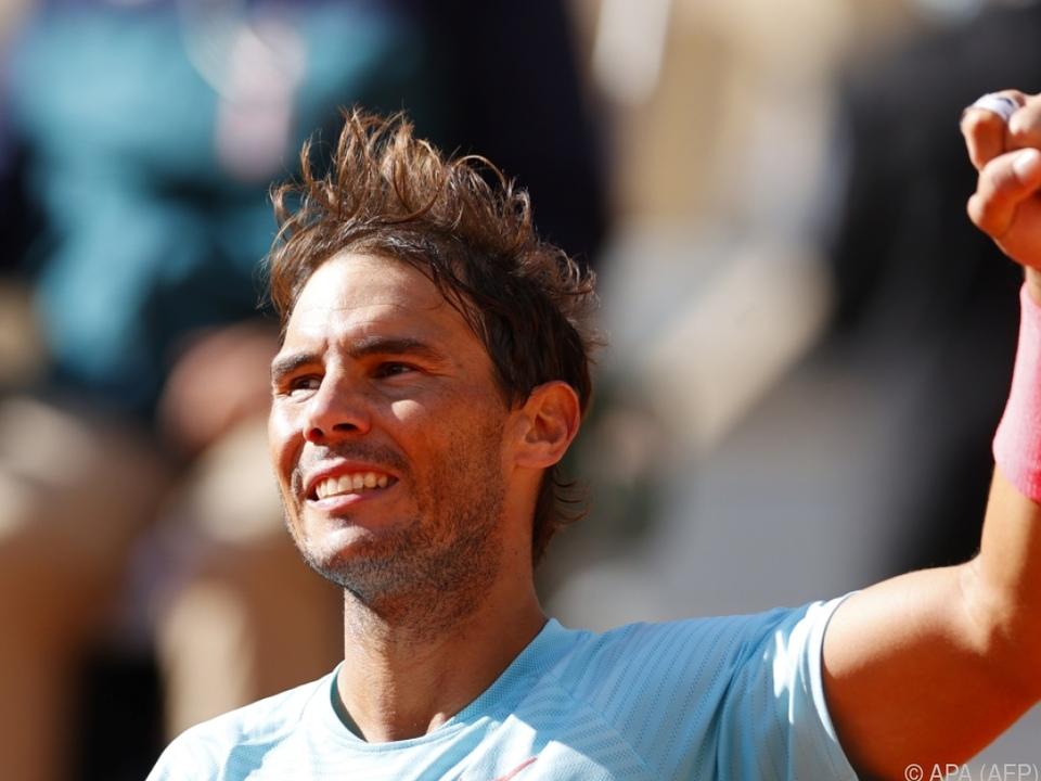 Nadal will auch Diego Schwartzmann bezwingen