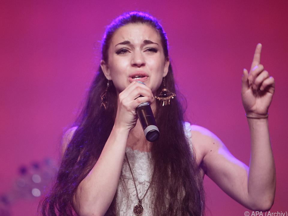 Nadine Beiler vertrat Österreich beim Song Contest