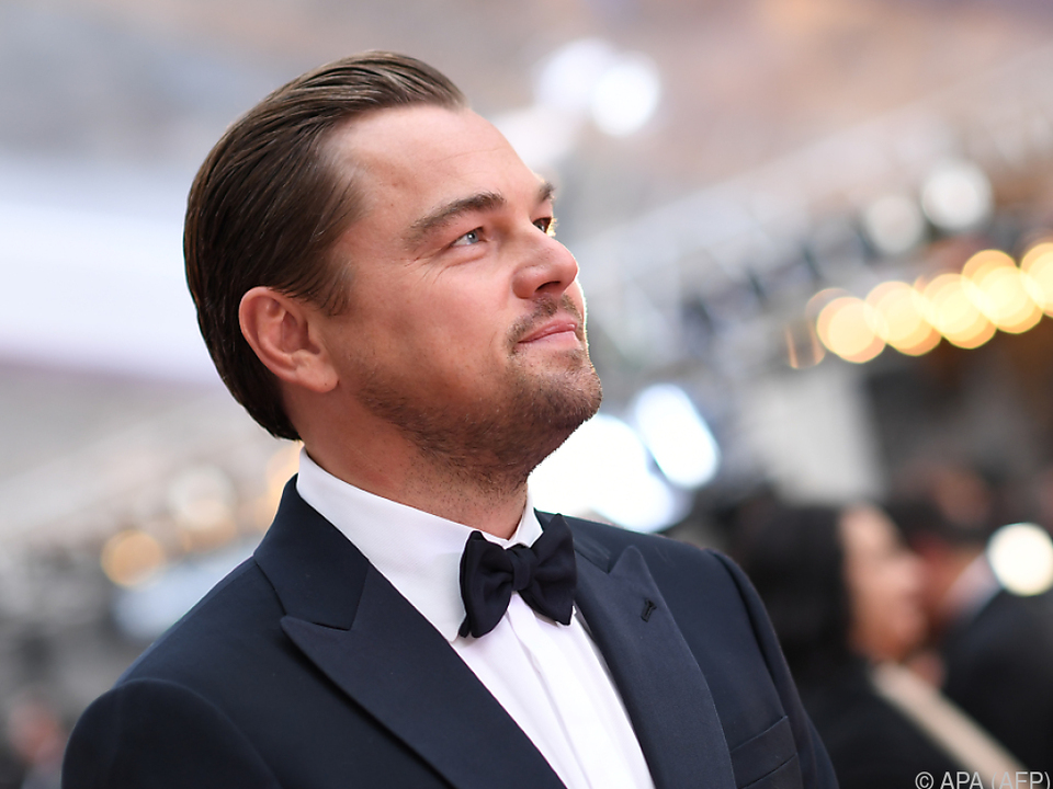 Neues Filmprojekt für Leonardo DiCaprio