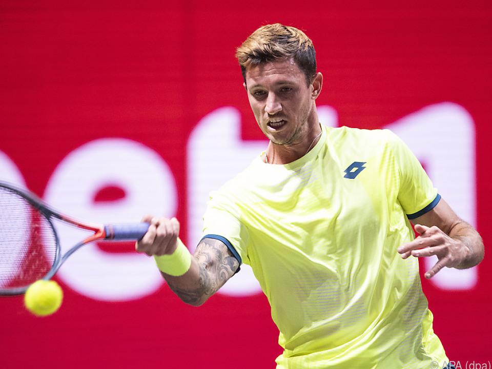 Novak steht erneut im Hauptfeld