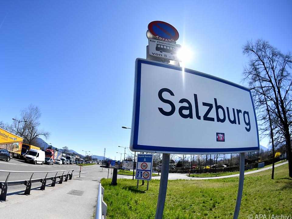 Nun auch Quarantänepflicht für Reisende aus Salzburg
