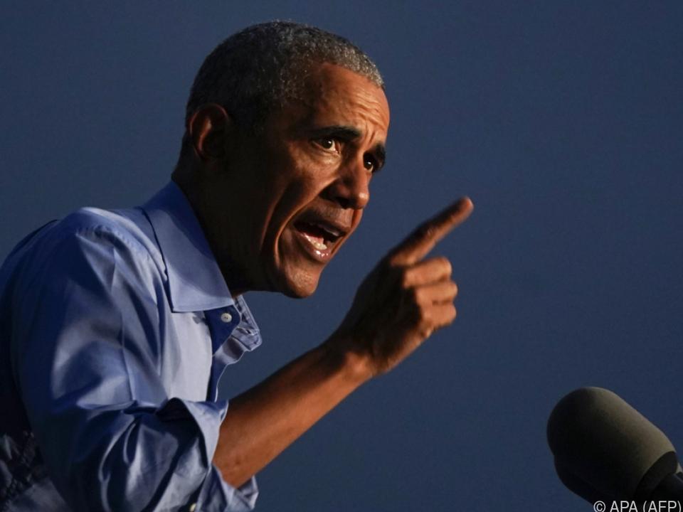 Obama zog Vergleich mit Kanada