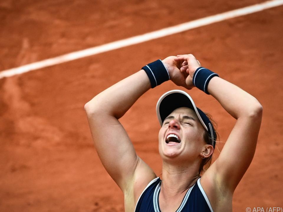 Podoroska aus der Qualifikation ins Halbfinale