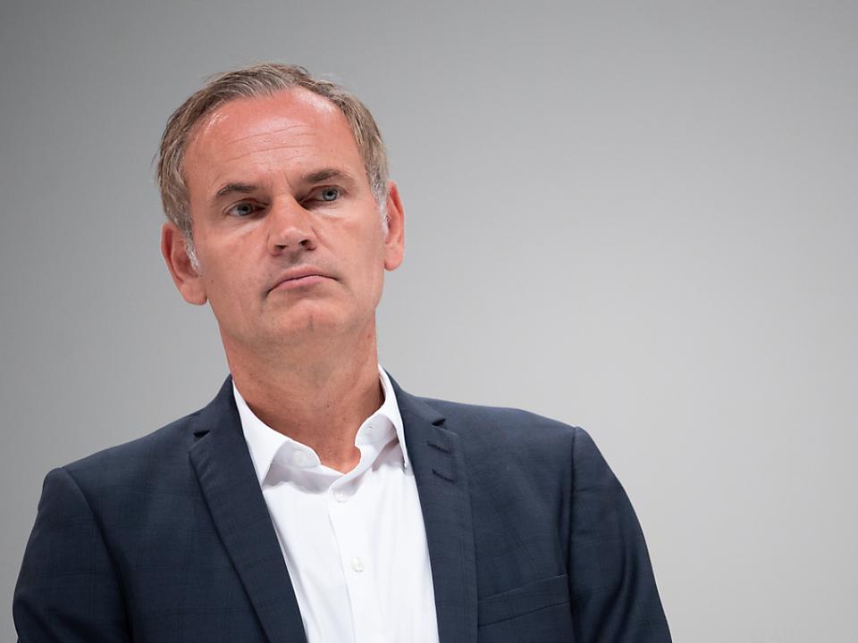 Porsche-Chef Oliver Blume sieht in eFuels die Zukunft