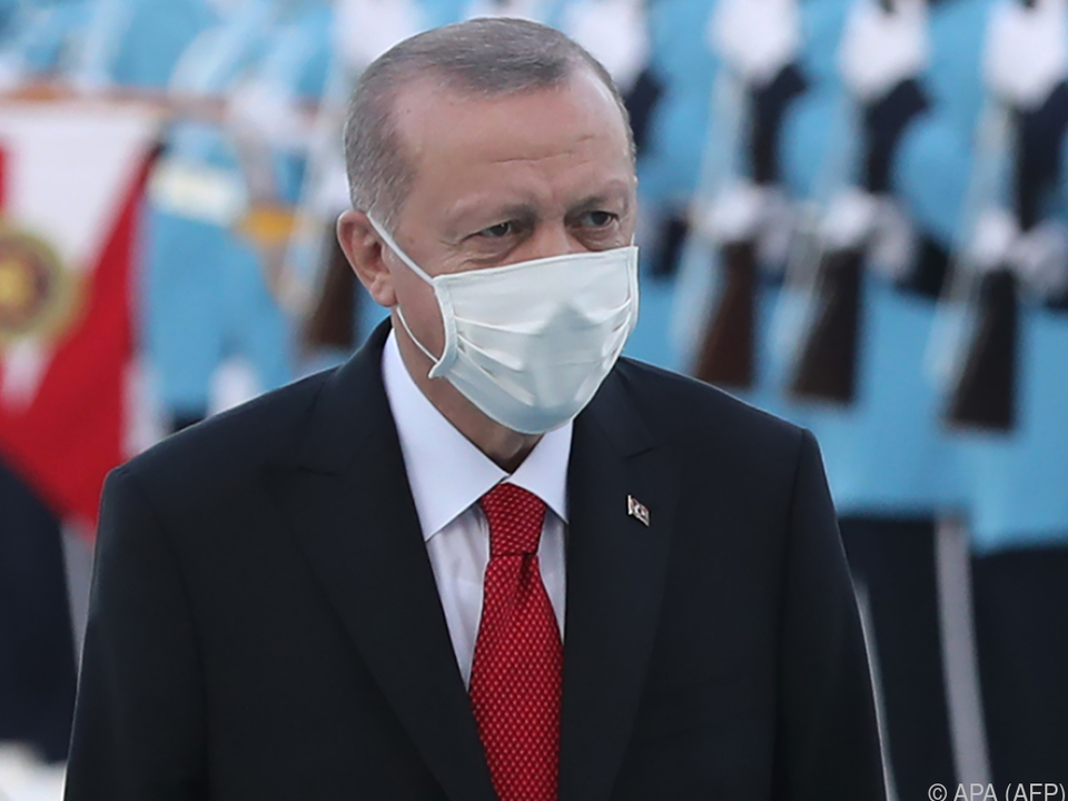 Privat sei Erdogan \