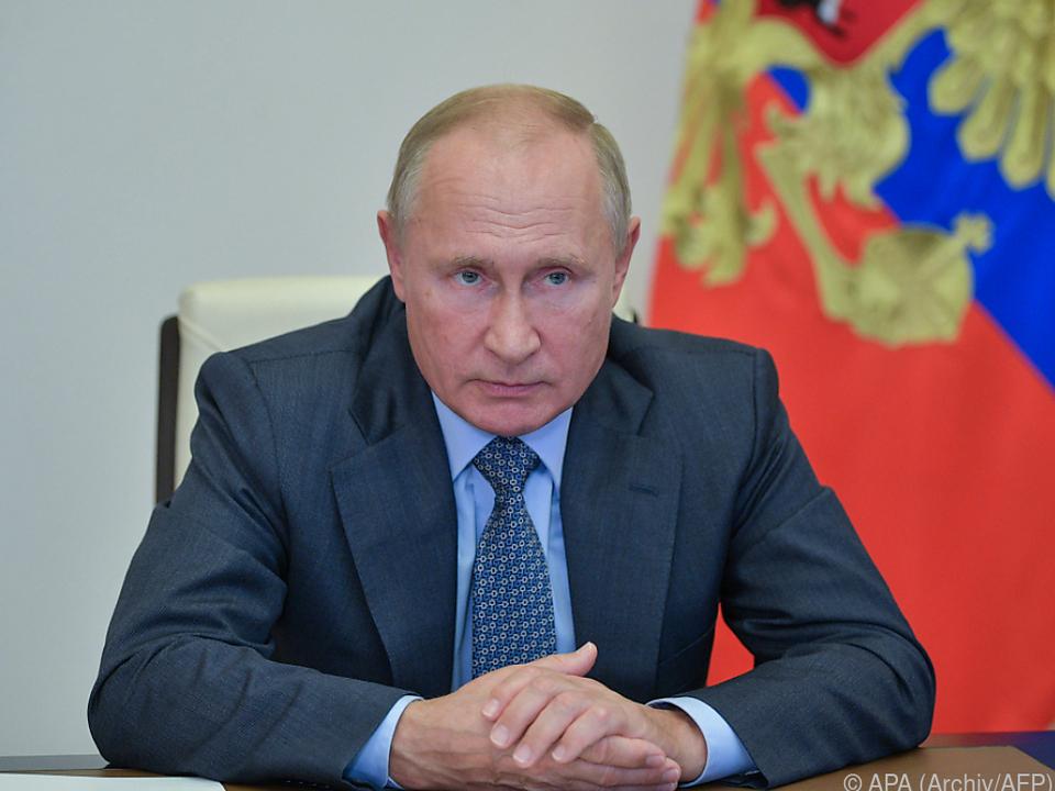 Putin will weitere Verhandlung ermöglichen