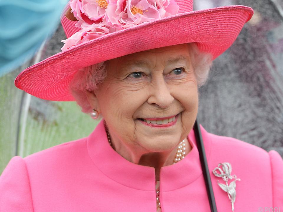 Queen Elizabeth II. sprach im Krieg als Kind anderen Kindern Mut zu