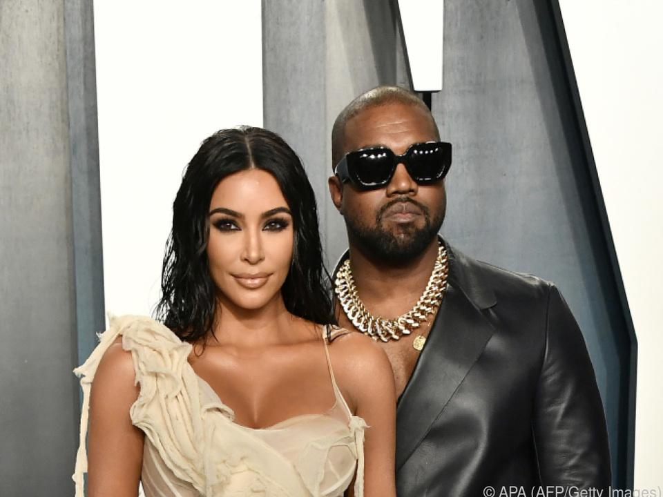 Rapper Kanye West ist auf einer Mission