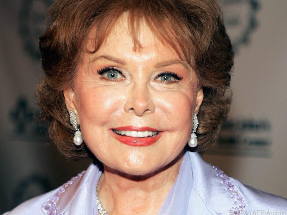 Rhonda Fleming drehte bis in die 90er