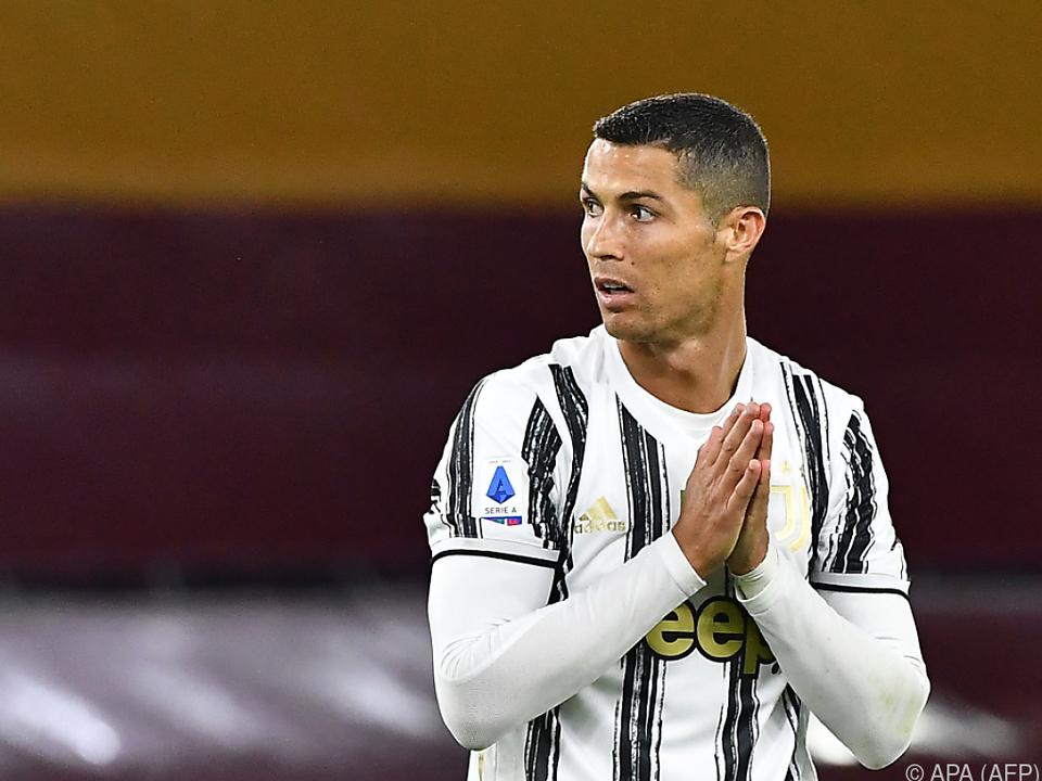 Ronaldo darf endlich wieder stürmen