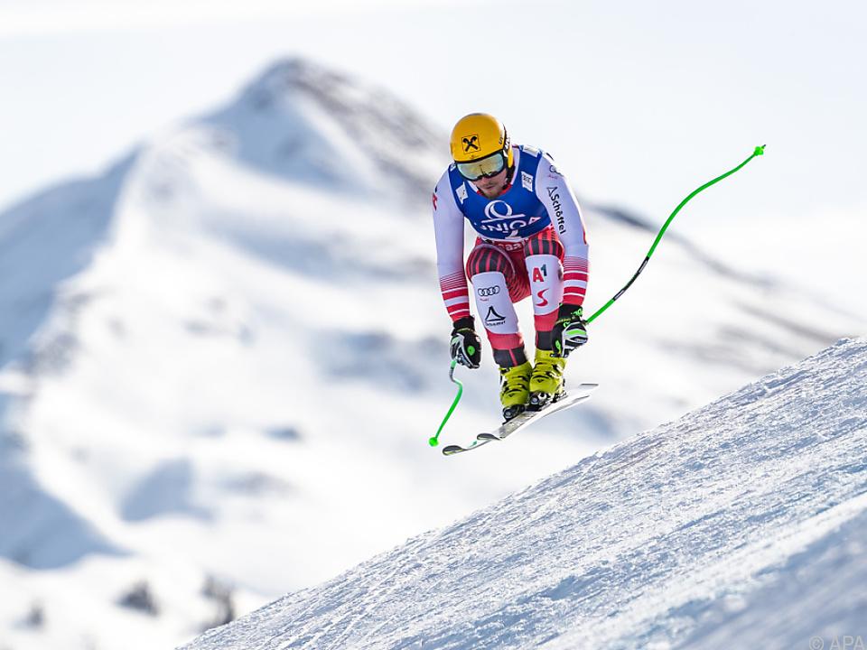 Saalbach-Hinterglemm geht als Favorit ins Rennen