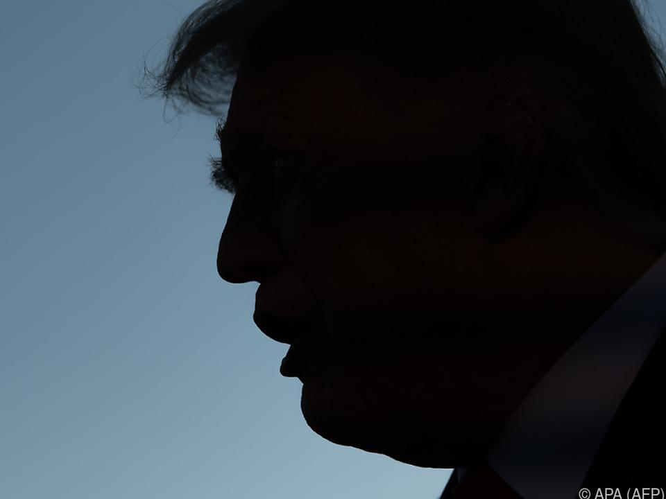 Schatten über Trump zunehmend auch aus der eigenen Partei