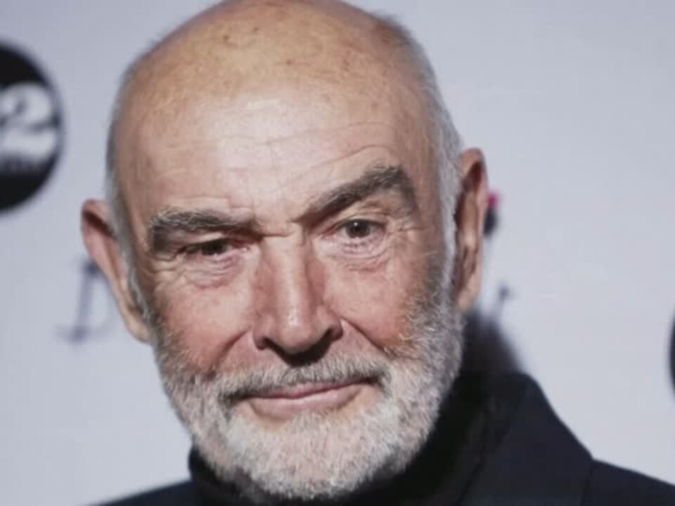 Sean Connery (†90) ist tot