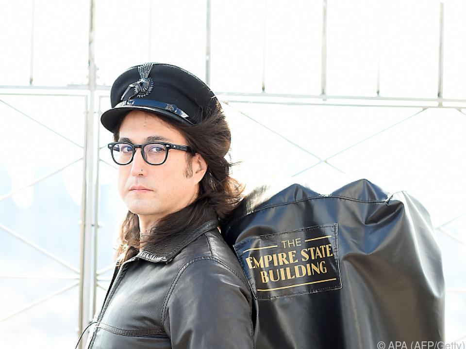 Sean Ono Lennon ist 45 Jahre alt