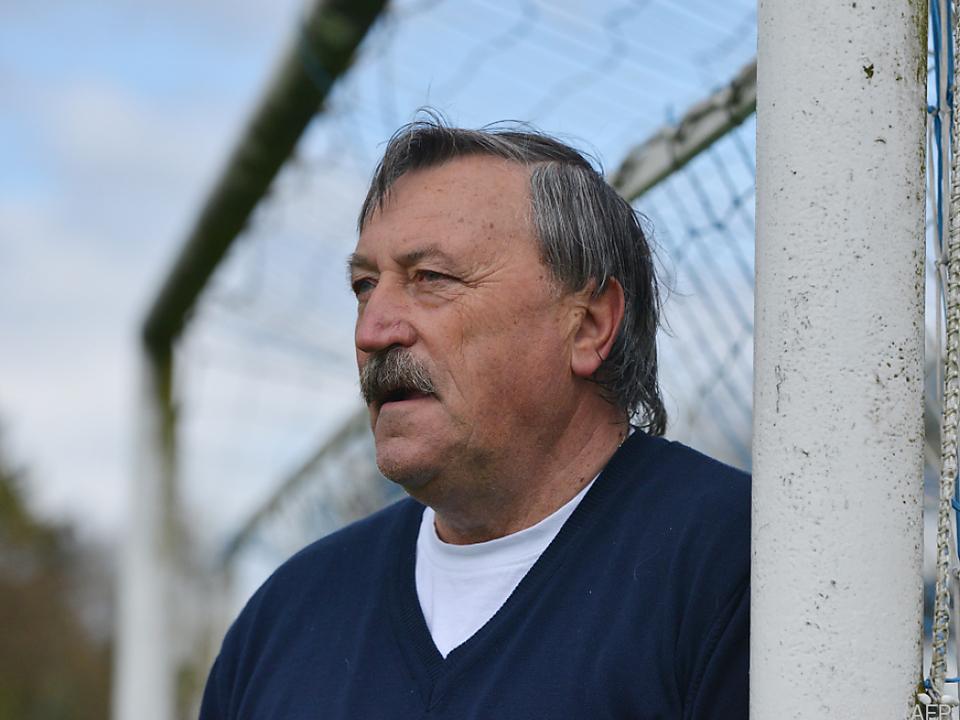 Sorge um tschechische Fußball-Legende Antonin Panenka