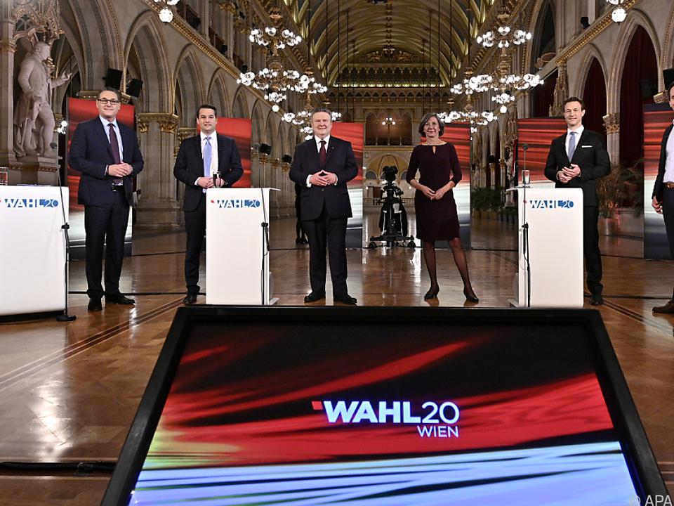 Soviel ist fix: SPÖ hat gewonnen, FPÖ klar verloren