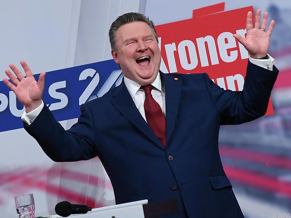 SPÖ erhält 46 Mandate