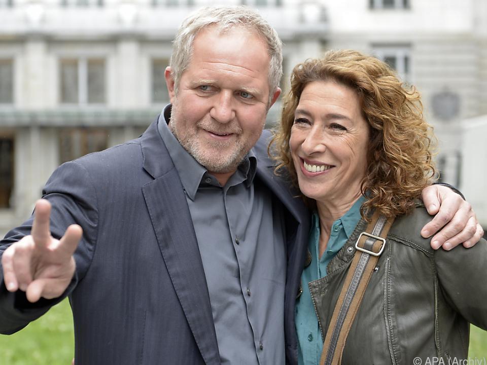 Starke Quoten für Harald Krassnitzer und Adele Neuhauser