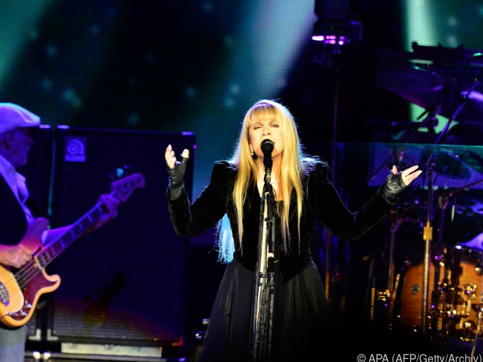 Stevie Nicks nahm auch \