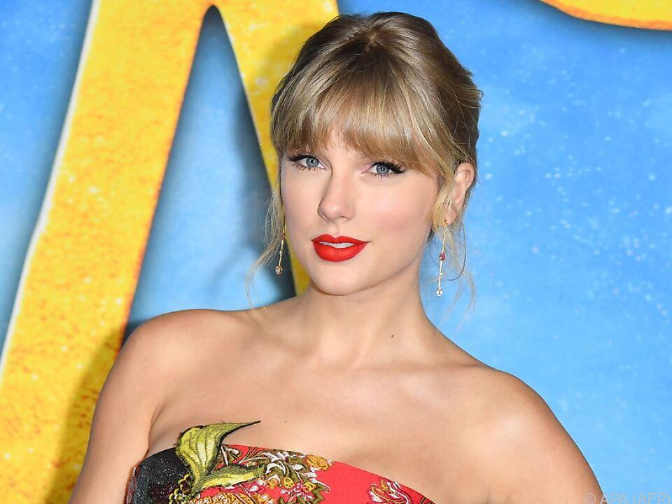 Taylor Swift ist weiter auf Erfolgskurs