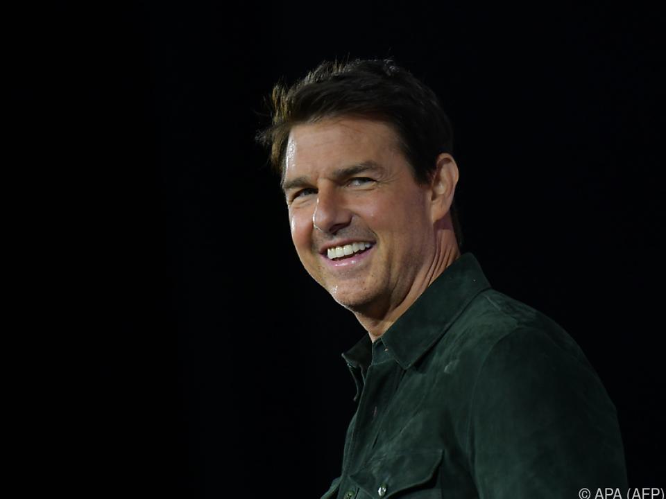 Tom Cruise spielt erneut den Agenten Ethan Hunt