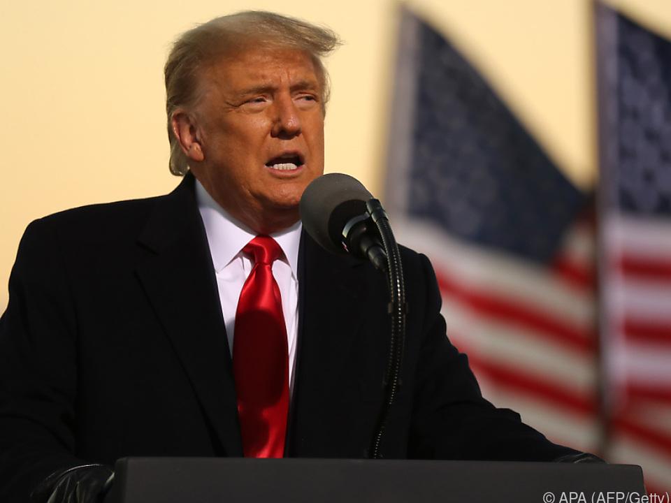 Trump übte Kritik an den Ärzten