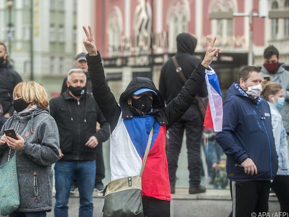 Tschechien steht auf der Liste der Risikoländer
