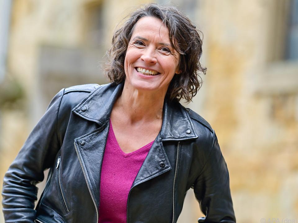 Ulrike Folkerts gibt sich feministisch