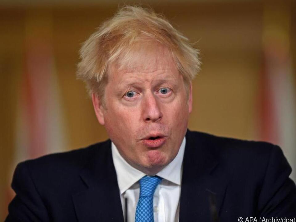 Vater von Boris Johnson gilt als exzentrisch