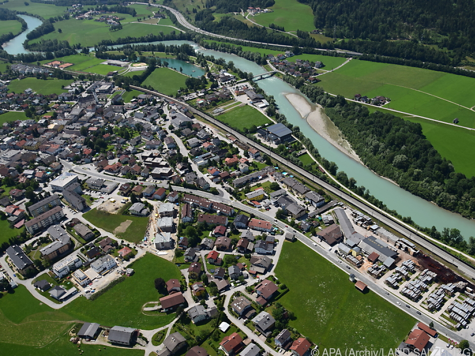 Viele Infektionen in 7.400-Einwohner-Gemeinde Kuchl
