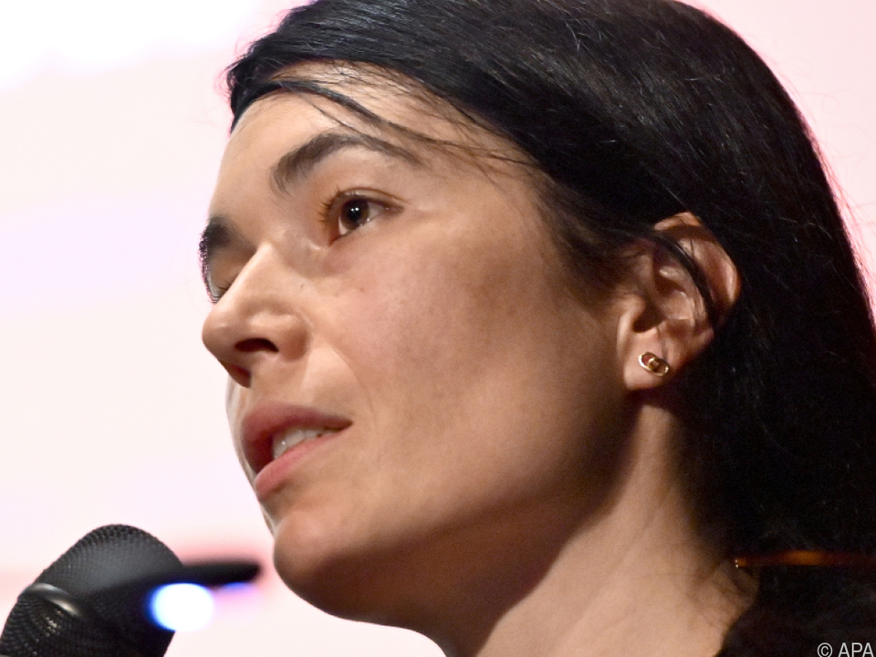 Viennale-Chefin Eva Sangiorgi