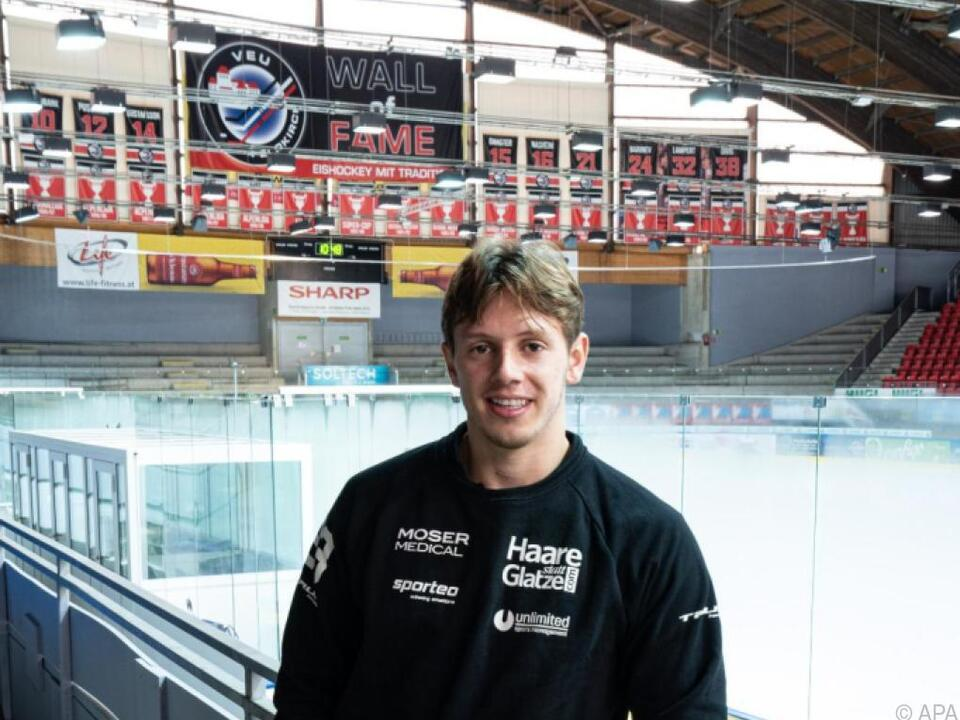 Von Vorarlberg in die NHL