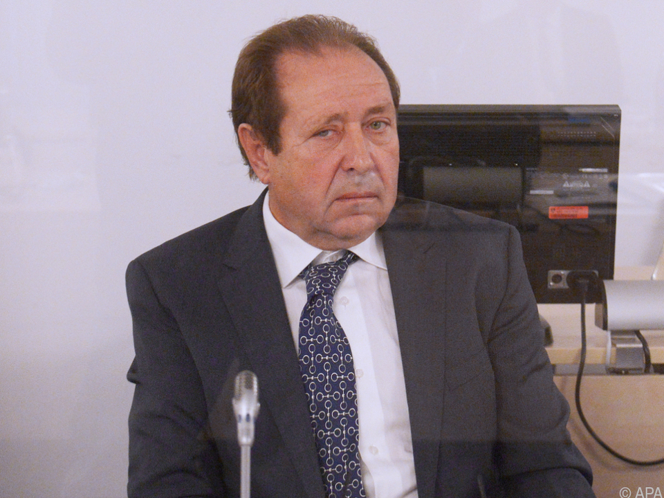 Walter Grubmüller, Betreiber der Privatklinik Währing