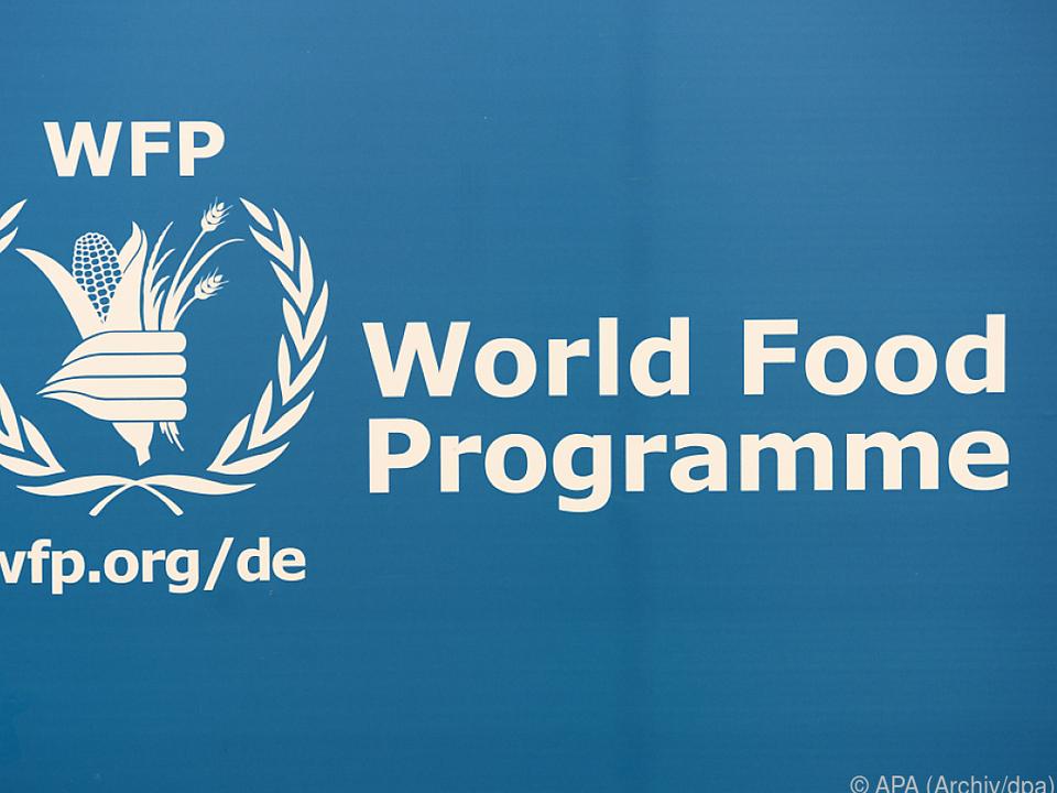 Welternährungsprogramm der UNO ausgezeichnet