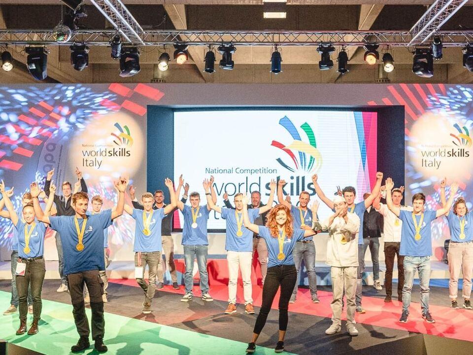 WorldSkills Italy_Schlussfeier