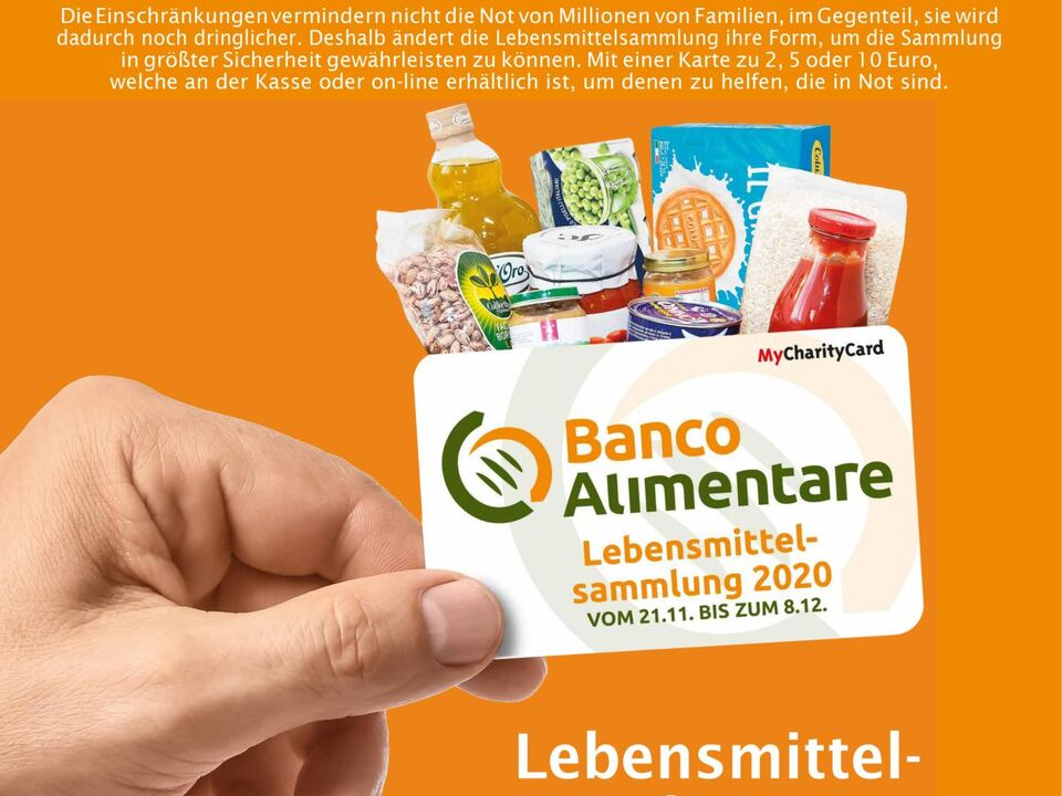 Banco Alimentare Trentino Südtirol