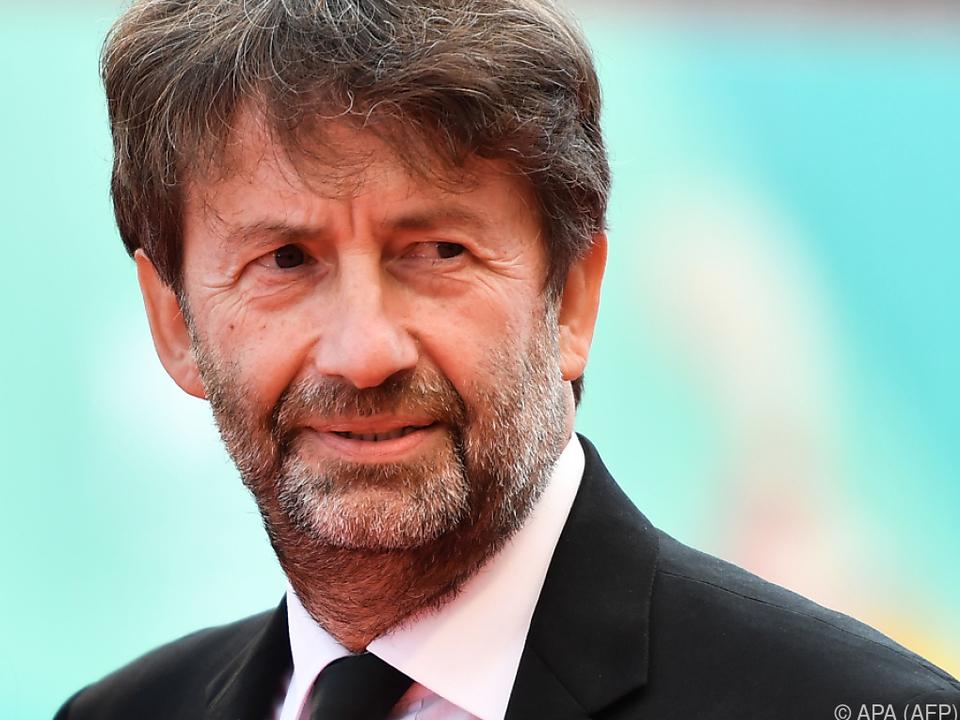 Italiens Kulturminister Dario Franceshini will Cinecitta aufwerten