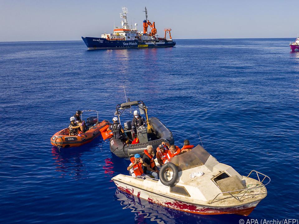 47 Menschen konnten von Helfern gerettet werden