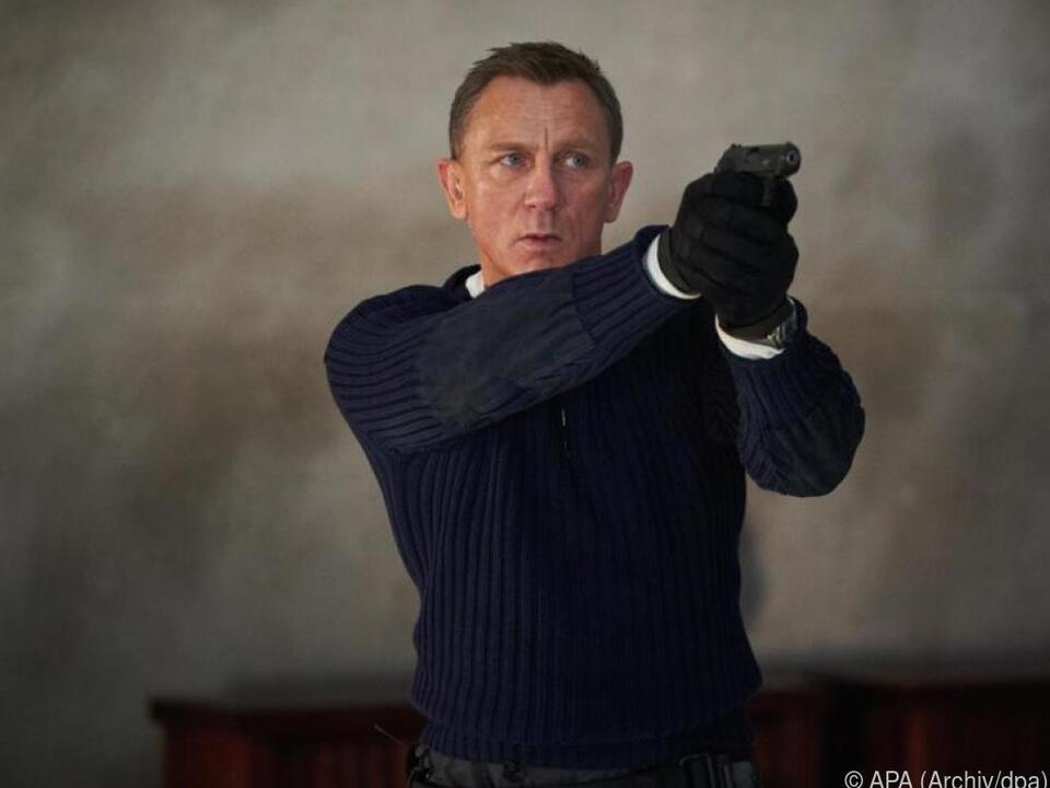 Abschied von Daniel Craig als James Bond