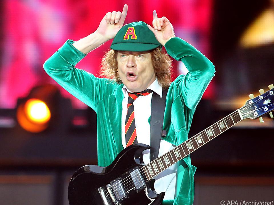 AC/DC mit erfolgreichstem Album-Start des Jahres | Boulevard