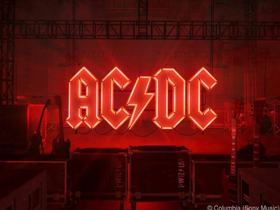 AC/DC schalten wieder den Strom ein