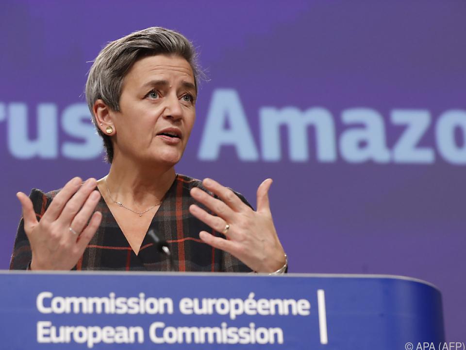 Aktion scharf gegen Amazon