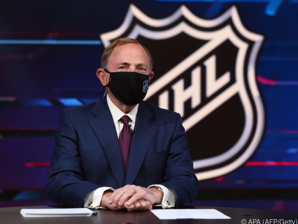 Am schwierigsten ist die Situation für die länderübergreifende NHL