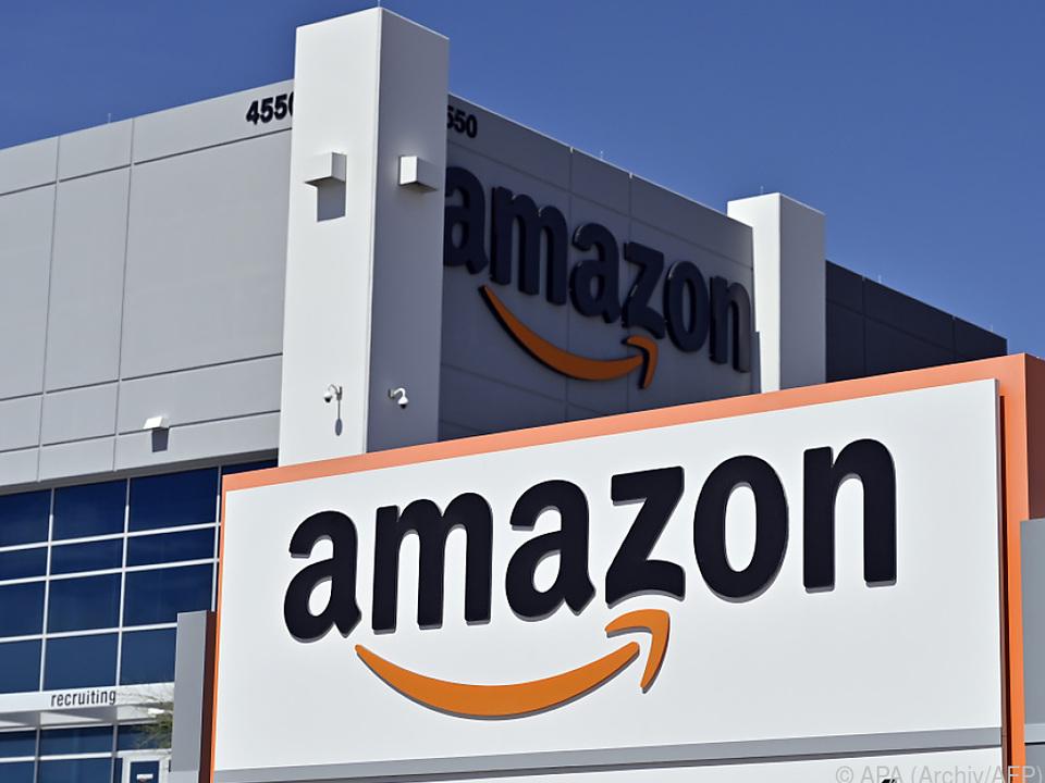 Amazon unangefochten an erster Stelle in Österreich